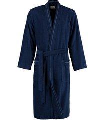 cawo badjas cawö 4511 uni kimono men donker-58 / 60
