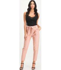 lofty manner chloe pink pantalon mi95.1 -