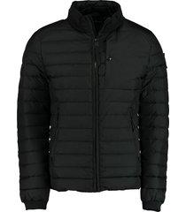 fortezza omegna donsgevoerde jas zwart mz5410203/900