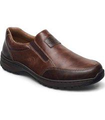 03354-26 loafers låga skor brun rieker