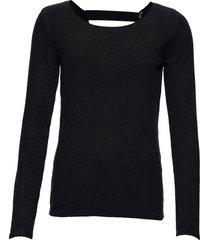 maglione in ciniglia con perle (nero) - bodyflirt