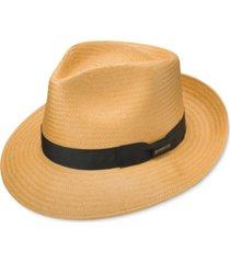stetson men's reward straw hat