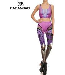 women leggings widowmaker cosplay super hero leggins printed legging pants