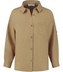 dahlia blouse safari