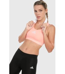 top rosa adidas performance dont rest alphaskin padded