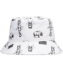 kenzo nylon hat