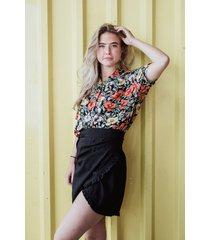 24 colours blouse multicolor 30223