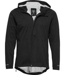 accelerate jacket outerwear sport jackets zwart asics