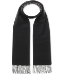 v. fraas men's solid cashmink scarf