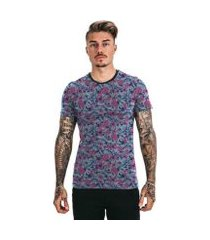 camiseta di nuevo florida swag hip hop masculina