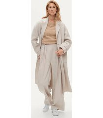 kappa kim wool coat