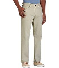 joseph abboud stone classic fit casual pants