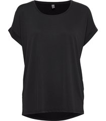 kajsa t-shirt t-shirts & tops short-sleeved svart culture