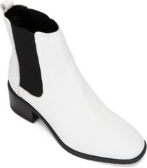 kenneth cole reaction women's salt chelsea booties women's shoes
