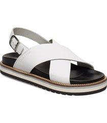 andrea 1b shoes summer shoes flat sandals vit marc o'polo footwear