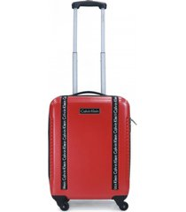 maleta jackson rojo 20 calvin klein