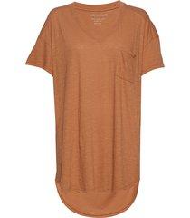 dreamy t-shirt t-shirts & tops short-sleeved orange moshi moshi mind