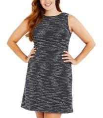 motherhood maternity fit-&-flare dress