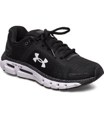 ua w hovr infinite 2 shoes sport shoes running shoes svart under armour