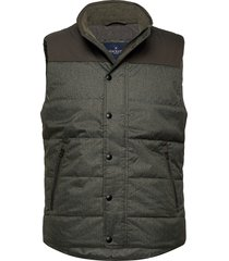 classic gilet vest groen hackett london