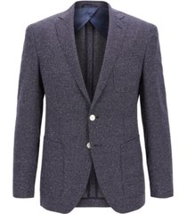 boss men's extra-slim fit jacket