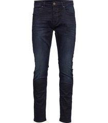 j s k2291 slimmade jeans blå gabba