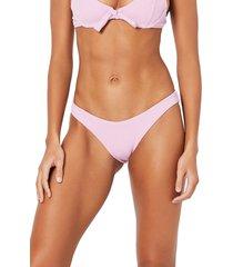 women's minkpink lovers scoop bikini bottoms