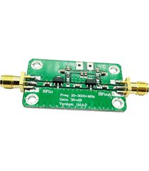 mhz 0.1-4000amplificadores de rf de banda ancha banda ancha módulo amp