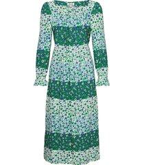 asayo maxiklänning festklänning grön baum und pferdgarten