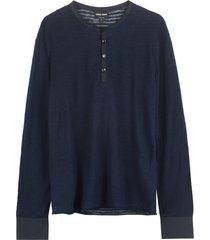 giorgio armani silk-linen blend sweater