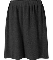 gonna svasata in maglia (grigio) - bpc bonprix collection
