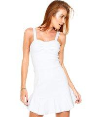 vestido isabella giobbi bali branco