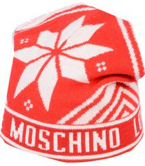 love moschino hats