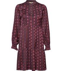 insanely right dress jurk knielengte rood odd molly