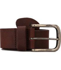 mens david leather belt
