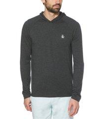 original penguin men's hoodie t-shirt