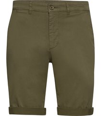 the organic chino shorts shorts chinos shorts grön by garment makers