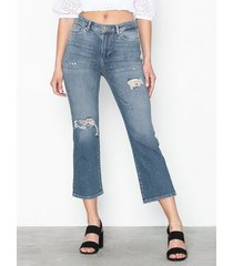 only onlzia hw kick flared cropped dnm j bootcut & flare