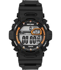 relógio mormaii mo0500ab8l preto