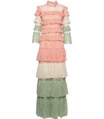carmine maxi dress maxiklänning festklänning multi/mönstrad by malina