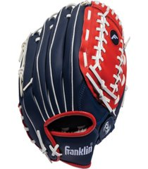 "franklin sports field master usa series 12.0"" baseball glove - left handed thrower"