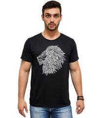 t-shirt stefanello masculina - masculino