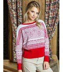 sweter krótki