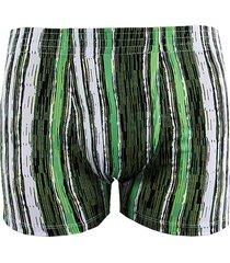 cueca boxer linha noite verde