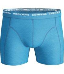 bjorn borg boxers 3-pak basic dresden blue