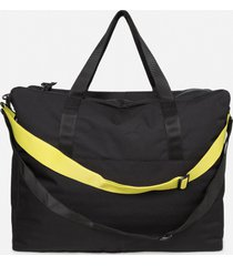 eastpak men's x msgm tote bag - black