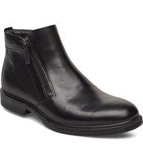 lisbon shoes chelsea boots svart ecco
