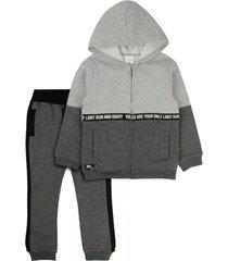 buzo free style gris melange ficcus