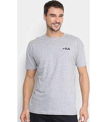 camiseta fila back logo masculina - masculino