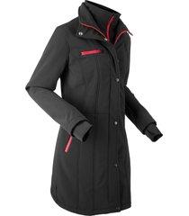 giacca in softshell elasticizzato (nero) - bpc bonprix collection